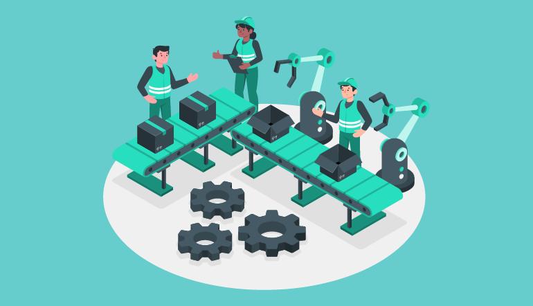 Оптимизация производства в AnyLogic: как управлять инновациями